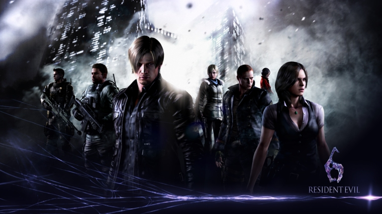 In Defense Of Resident Evil 6 The Game Preview